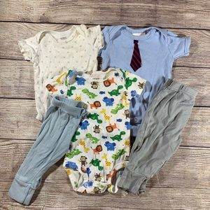 Other - 0-3 Month Bundle pants and onesies